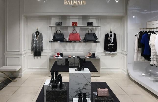 Nuovo corner shop Balmain - Novgorod