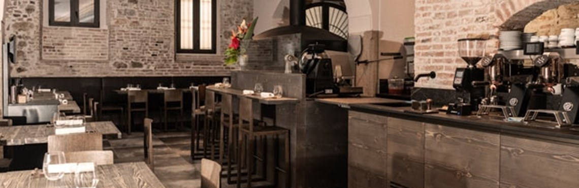 Antonio Pappalardo's new pizzeria restaurant